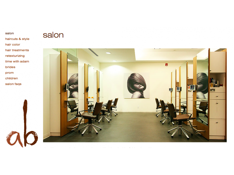 Ridgefield spa does its own face lift patch for Adam broderick salon in ridgefield ct