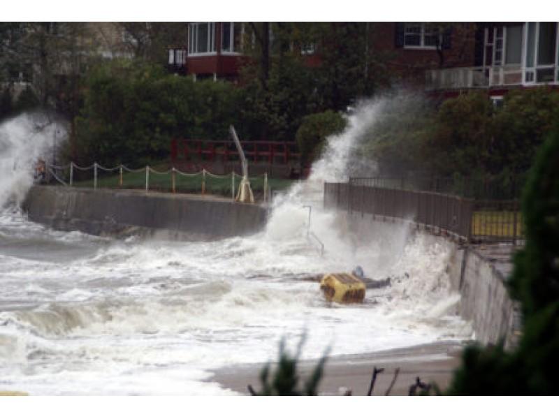 Southern Ocean County Storm Updates: Major Coastal Flooding