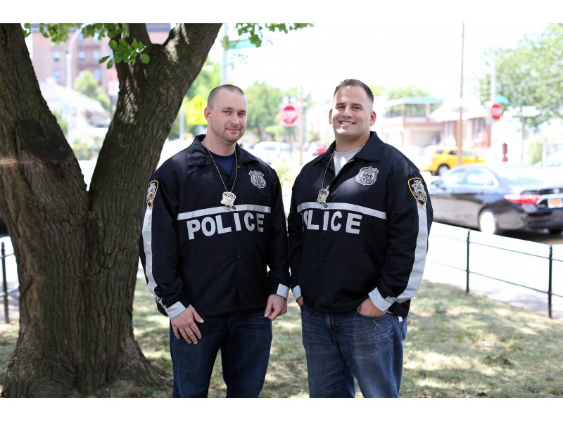 NYPD Officers Save Suicidal Woman From LIE Overpass | Patchogue ...