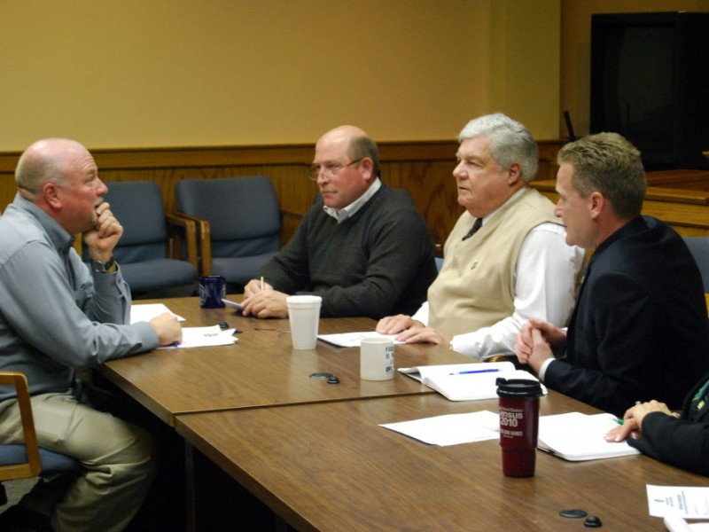Town Hall Notes: Refrigeration Units for Ambulances Approved ...