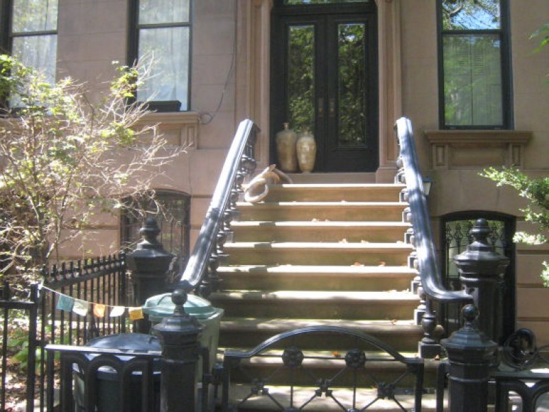 What s on steve buscemi s stoop park slope ny patch for 64 terrace place brooklyn