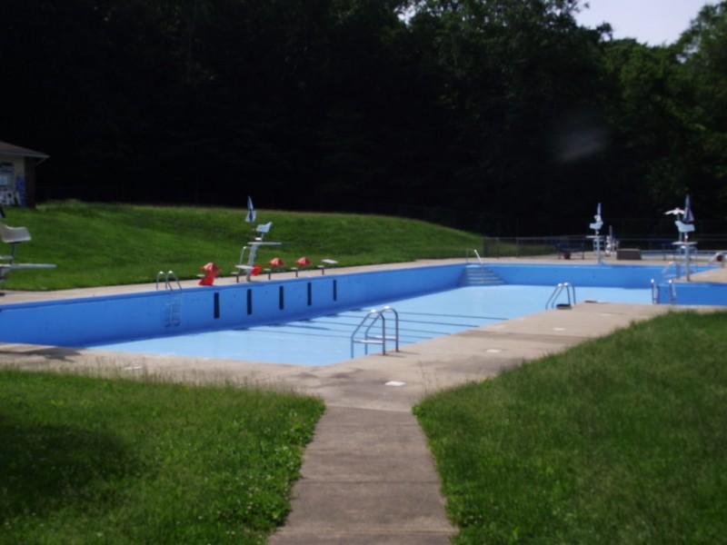 Morris Plains Community Pool Pre Season Swimming Morris