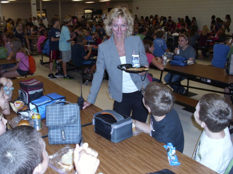 Palm Harbor Middle School Cafeteria A Recipe For Success