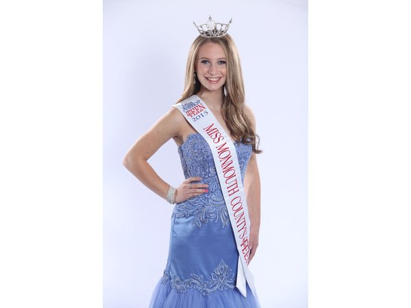 Miss new jersey outstanding teen