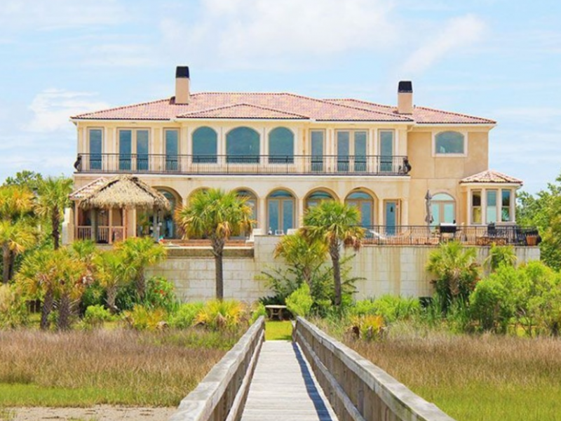 Wow House Lowcountry 39 S Most Expensive Homes Charleston