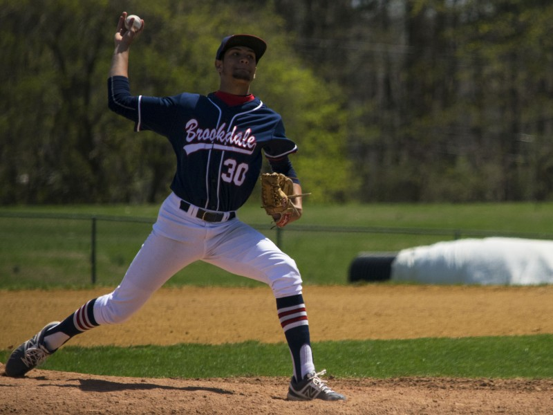 Sweep Baseball Brookdale Baseball Sweeps