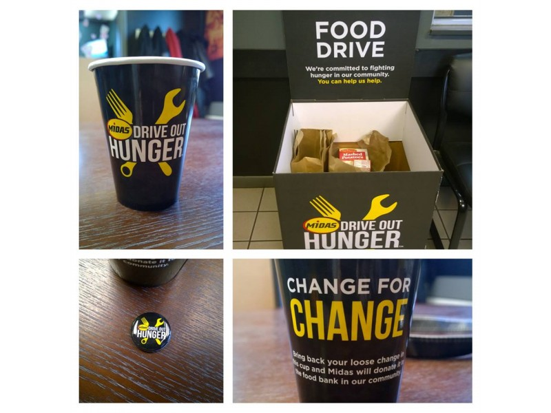 drive out hunger 1mile1meal tinley park il patch