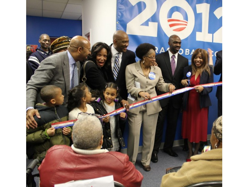 Photos: Obama Campaign Offices Open | Roxborough-Manayunk, PA Patch