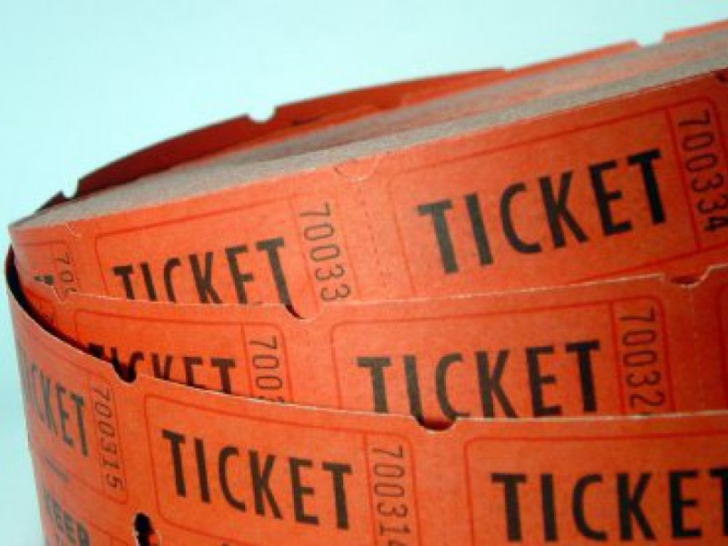 Ever Buy A Raffle Ticket? You Should've Been Fined $100. - Mauldin ... Ever Buy A Raffle Ticket? You Should've Been Fined $100. - Mauldin, SC Patch