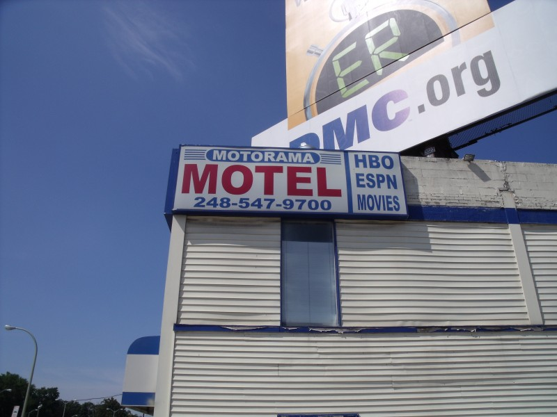 Motorama Motel Ferndale Mi