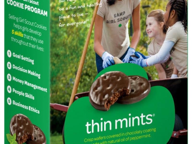 girl scout cookie sales ending soon   seminole heights fl
