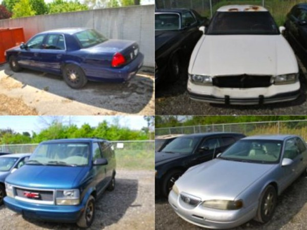 City Of Troy Clawson Police To Auction Off Abandoned