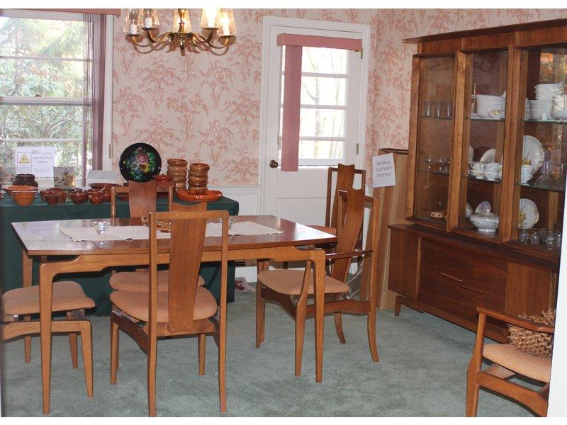 Morristown Estate Sale Mid Century Modern Furniture