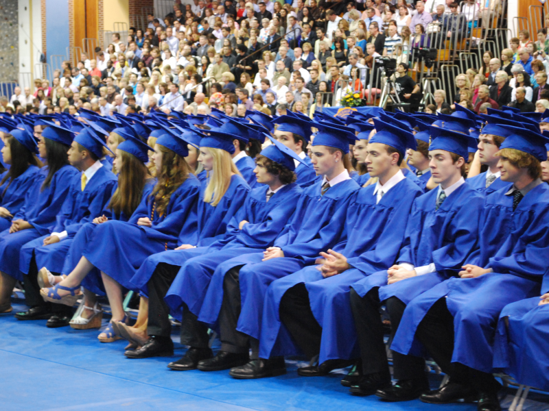 Lyons Township Celebrates 2013 Graduation (PHOTOS ...