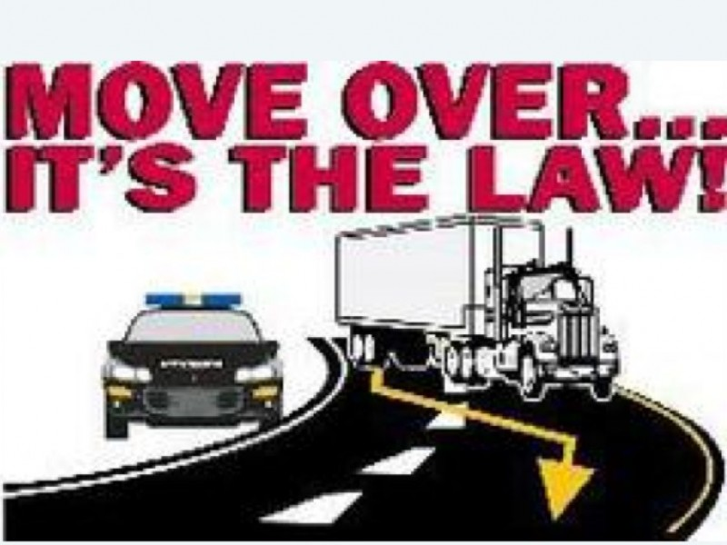 Move Over It S The Law Patch