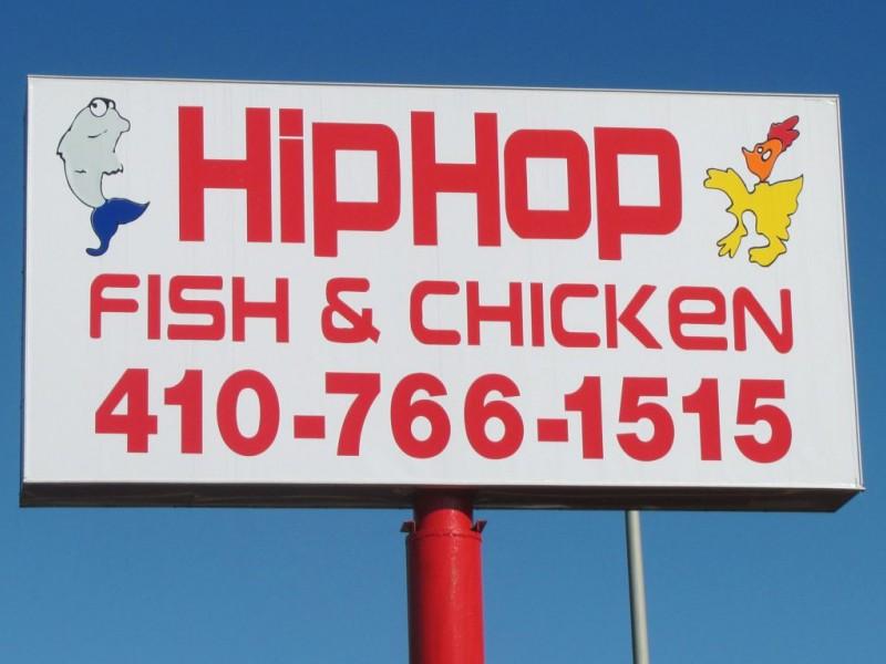 Hip hop fish chicken glen burnie md patch for Hip hop fish chicken menu