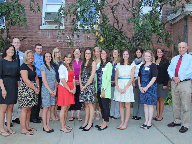 Garden City Public Schools Welcome New Teachers Garden City Ny Patch