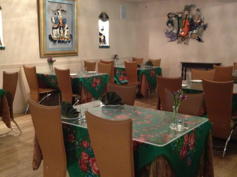 Cafe St Petersburg Newton Centre Ma