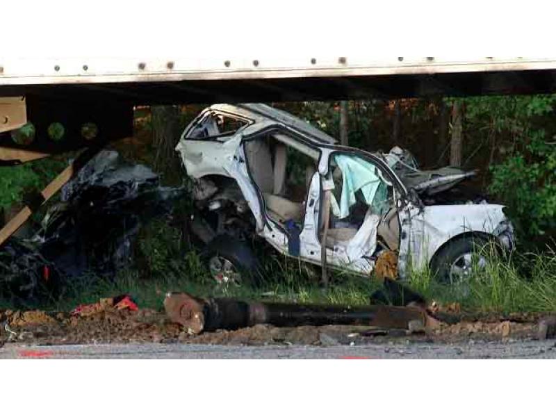 Car Accident Stone Mountain Ga