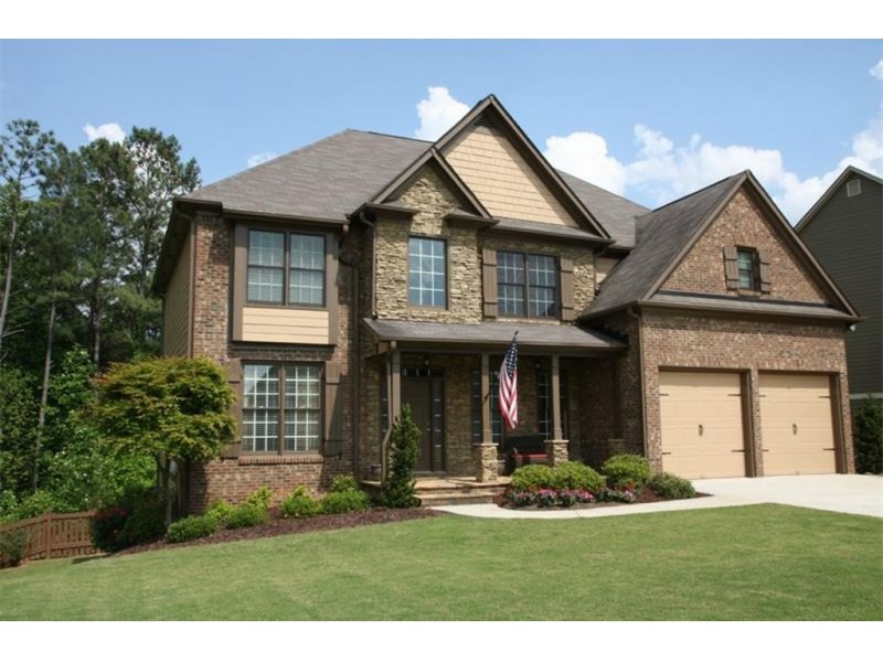 Dallas home gallery craftsman style stone and brick Brick craftsman house