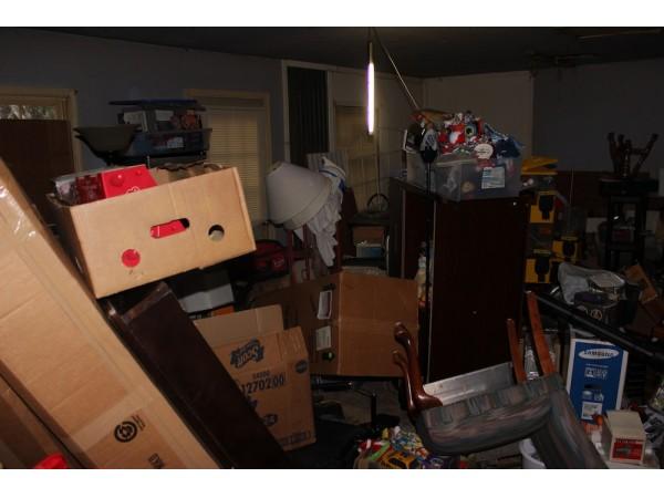 Police Gwinnett Storage Unit Burglar Caught With House