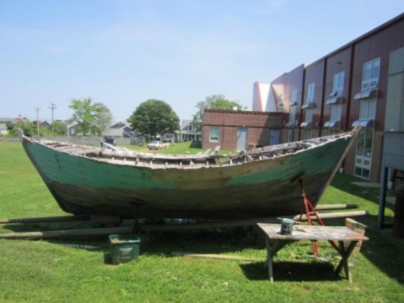 Help Restore a 'Block Island Double Ender' | Newport, RI Patch