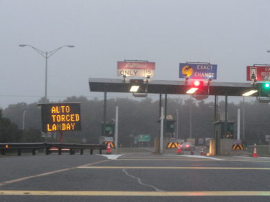 Update One Car Accident Ties Up Traffic In Brick On Garden State Parkway Brick Nj Patch