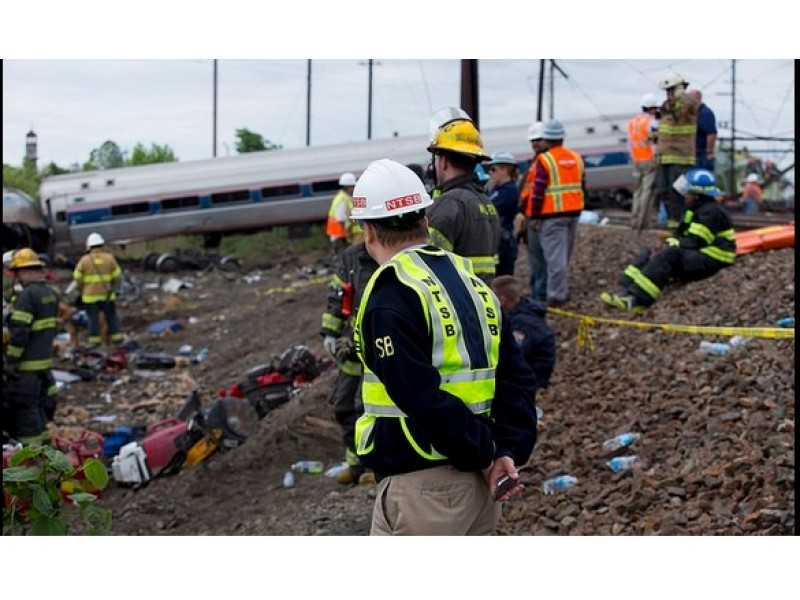 UPDATE: All Eight Fatal Victims From Amtrak Crash ...