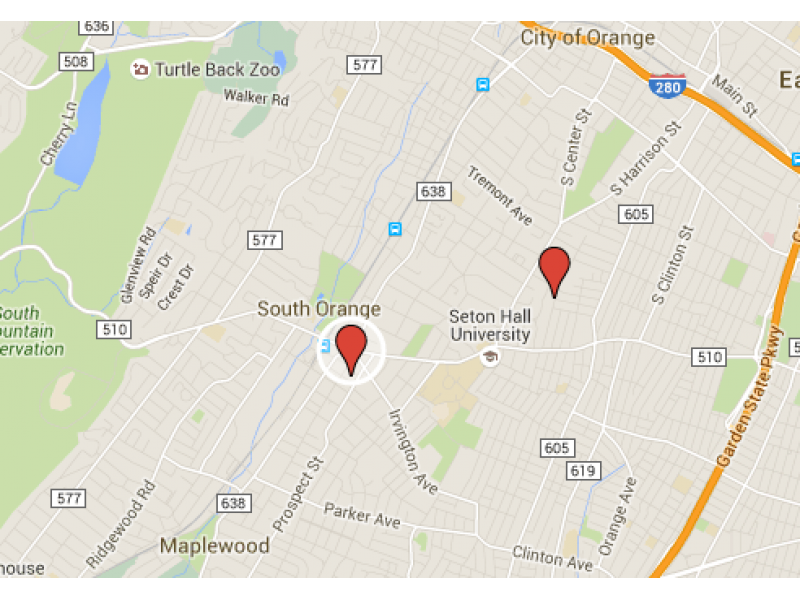 South Orange Sex Offender Map Homes To Watch At Halloween