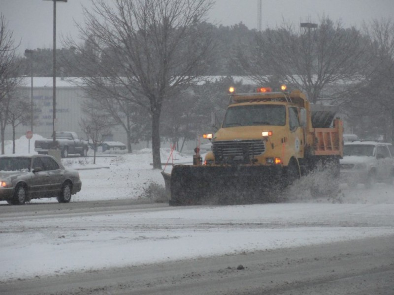 Winter Storm Could Bring Heavy Snow Friday, Saturday