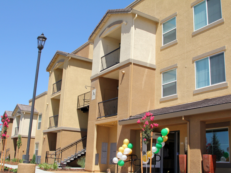 City Of Elk Grove Low Income Housing