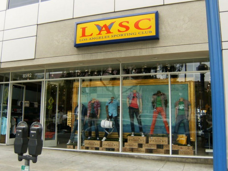 Lasc Clothing Store