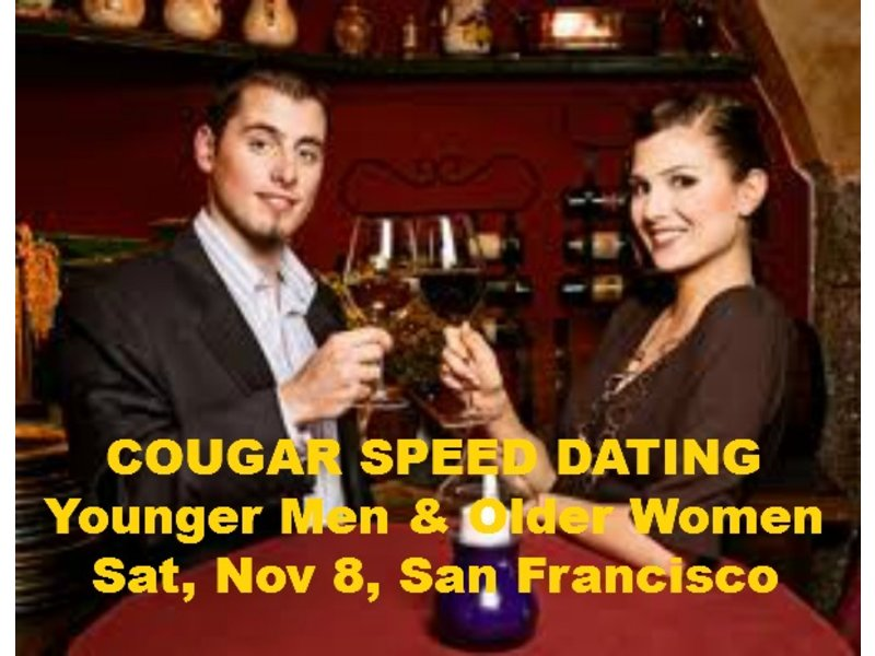 Cougar dating bay area