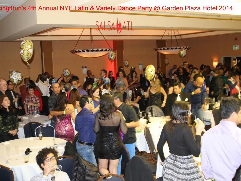 Atlanta ga new year 39 s eve masquerade dinner and dance - Garden plaza hotel atlanta norcross ...
