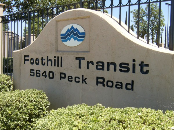 Foothill Transit Winter Holiday Schedules Altadena Ca Patch