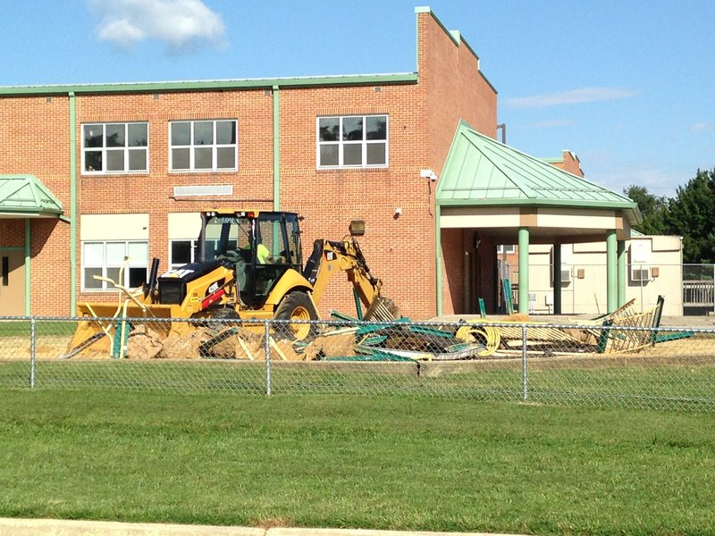 School raising money for new playgrounds odenton md patch