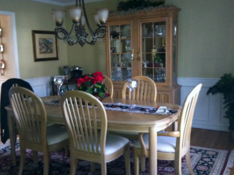 For Sale By Owner Fabulous Bernhardt Dining Room Set Table