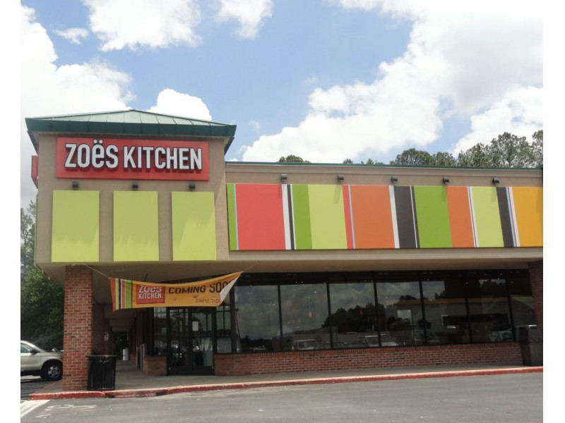 Zo 235 S Kitchen To Open In East Cobb Patch