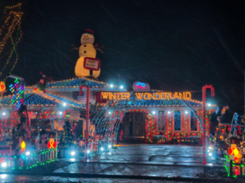 Best Christmas Decorations In Northern Nj : Guiding lights where to find great christmas in