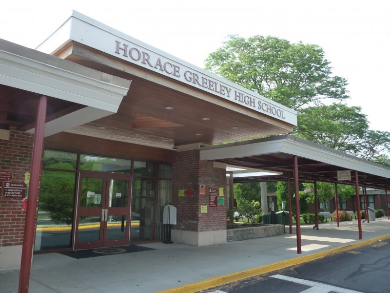 Horace Greeley High School Ranked 5th Best High School in