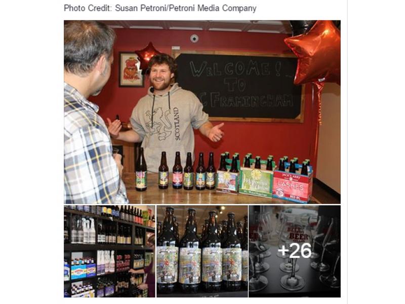 Craft Beer Cellar Framingham Ma