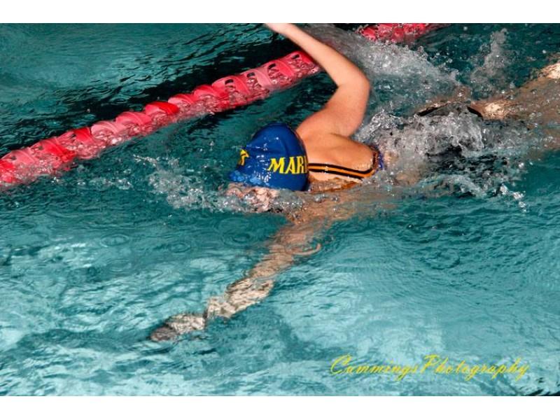 Matignon st joseph swim past marian 88 68 framingham ma patch for Marlborough college swimming pool