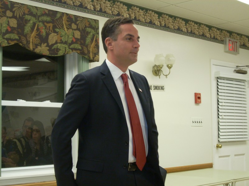 Republican Congressional Candidates Discuss Platform Garden City Ny Patch