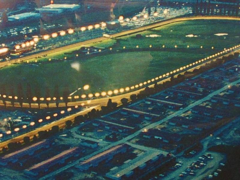 Then And Now Longacres Racetrack Renton Wa Patch