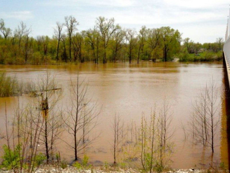 Flooding Closes Roads, Parks in the South County Area ...