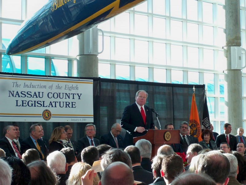 Nassau County Legislature Sworn In | Patch