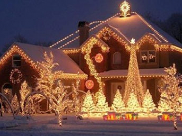 Breakfast With Santa Candlewood Shores Holiday Lighting Contest This Weekend Brookfield Ct Patch