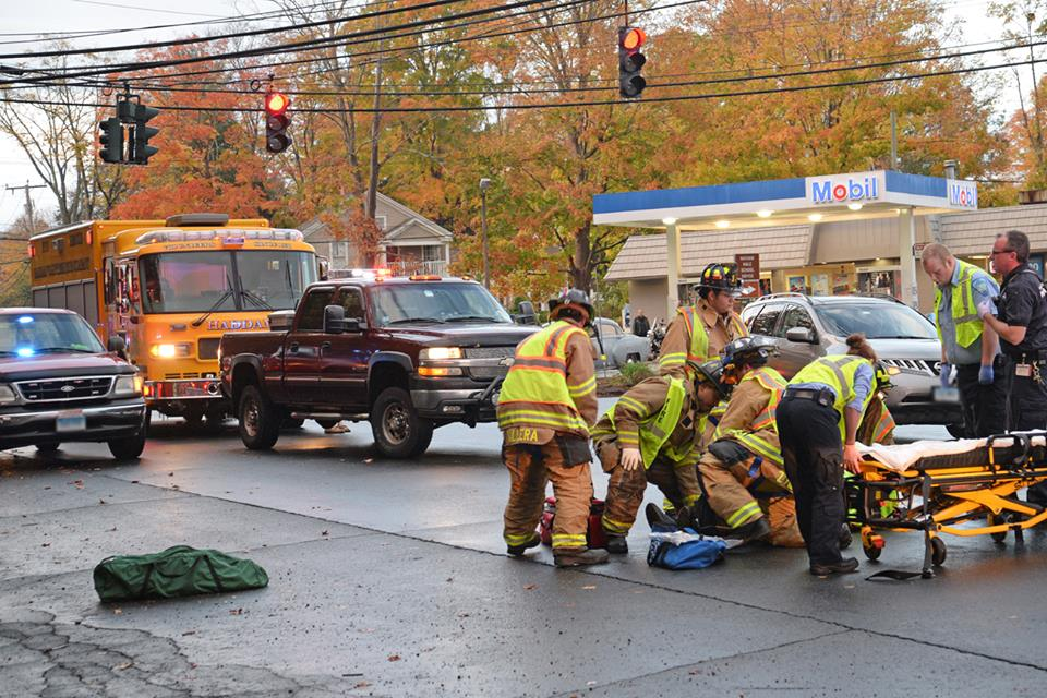 East Haddam Car Accident
