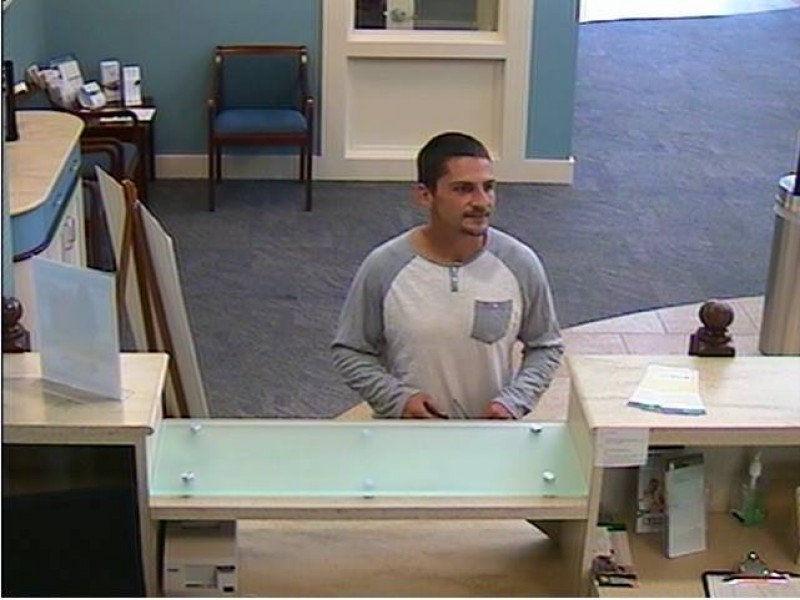breaking bank robbery suspect id d as groton man patch