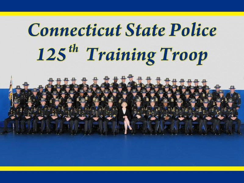 Ledyard Resident Among New State Troopers